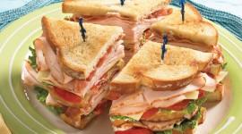 Club Sandwich Desktop Wallpaper For PC