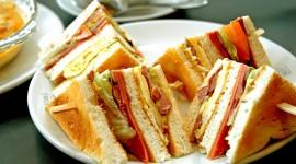 Club Sandwich Desktop Wallpaper HD