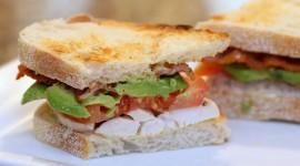 Club Sandwich Photo