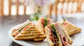 Club Sandwich Photo Free