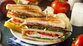 Club Sandwich Wallpaper