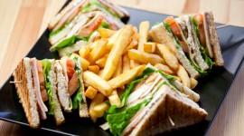 Club Sandwich Wallpaper For Desktop