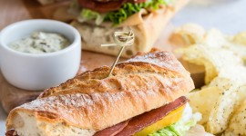 Club Sandwich Wallpaper For IPhone