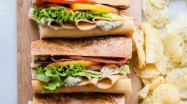 Club Sandwich Wallpaper For Mobile