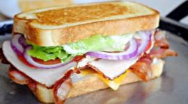Club Sandwich Wallpaper For PC