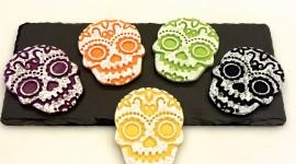 Colored Cookies Wallpaper 1080p