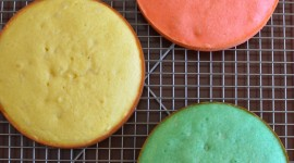 Colored Cookies Wallpaper For IPhone