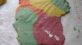 Colored Cookies Wallpaper Free