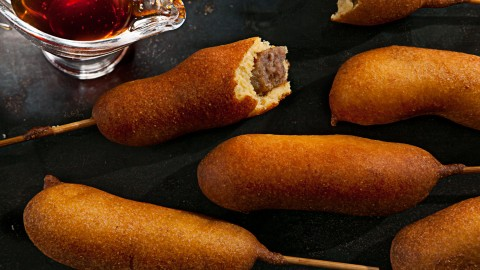 Corn Dog wallpapers high quality