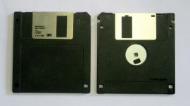 Diskettes Wallpaper
