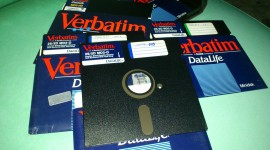 Diskettes Wallpaper High Definition