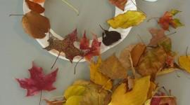 Diy Autumn Leaf Garland Wallpaper Android#1
