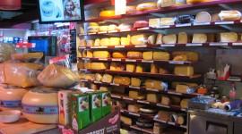 Dutch Cheese Wallpaper