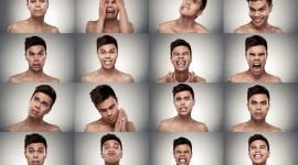 Facial Expression Wallpaper