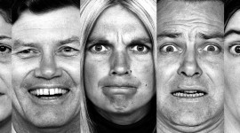 Facial Expression Wallpaper HD