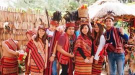 Filipino Costumes Photo