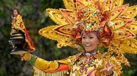 Filipino Costumes Wallpaper