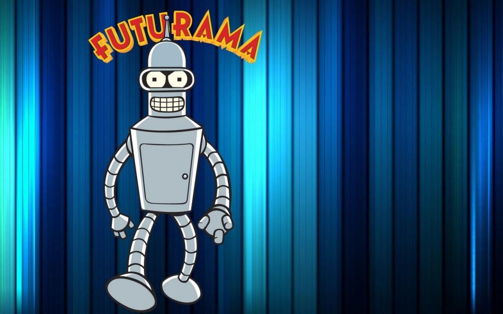 Futurama wallpapers HD