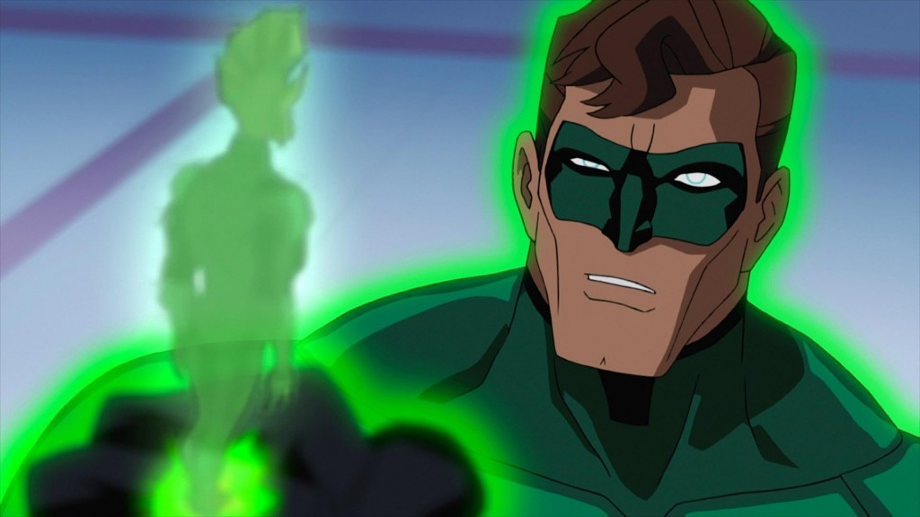Green Lantern First Flight wallpapers HD