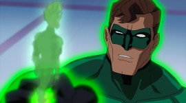 Green Lantern First Flight Best Wallpaper