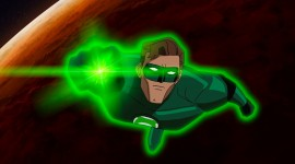 Green Lantern First Flight Image