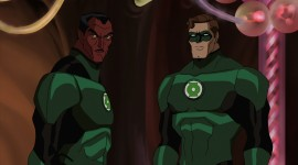 Green Lantern First Flight Image#1