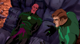 Green Lantern First Flight Image#3