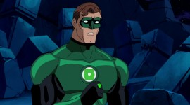 Green Lantern First Flight Photo Free#1
