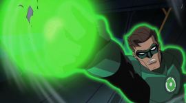 Green Lantern First Flight Photo Free#3