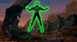 Green Lantern First Flight Picture Download