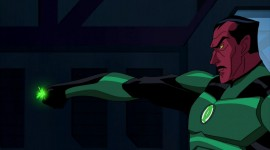 Green Lantern First Flight Wallpaper#1