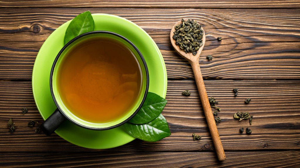 Green Tea wallpapers HD
