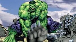 Hulk VS. 2009 Desktop Wallpaper