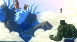 Hulk VS. 2009 Image Download