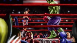 Hulk VS. 2009 Photo