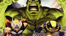 Hulk VS. 2009 Wallpaper