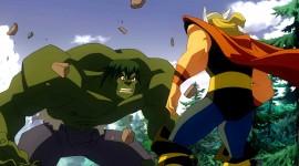 Hulk VS. 2009 Wallpaper For Desktop