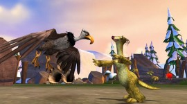 Ice Age Dawn Of The Dinosaurs Aircraft Picture