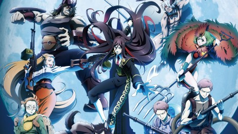 Juuni Taisen wallpapers high quality