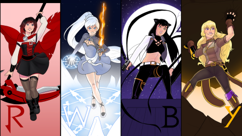 Kissanime Rwby Season 5 wallpapers high quality