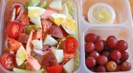 Lunch Wallpaper HD