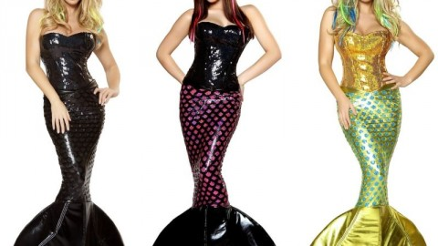 Mermaid Costume wallpapers high quality