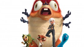 Monsters VS. Aliens Best Wallpaper