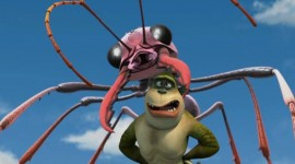 Monsters VS. Aliens Desktop Wallpaper HD
