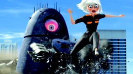 Monsters VS. Aliens Wallpaper For Mobile