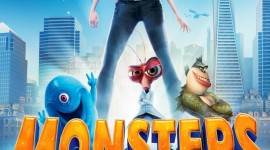 Monsters VS. Aliens Wallpaper For Mobile#1
