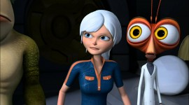 Monsters VS. Aliens Wallpaper For PC