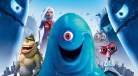 Monsters Vs Aliens Wallpapers 3