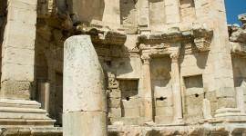 Nymphaeum Rome Wallpaper For IPhone