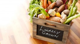 Organic Food Desktop Wallpaper For PC